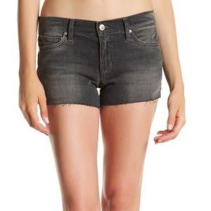 Joe's Jeans Easton Gray Cut Off Shorts Size 27